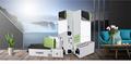 民潤新風系統空氣凈化設備除甲醛甲苯滅菌消毒為武漢加油