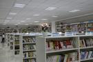 新疆拜城县第四高级中学图书馆