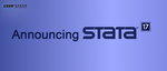 Stata 17震撼發布!29大功能更新,逐一為您解析