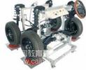 丰田凌志四轮转向实验台|四轮转向系统实训台