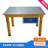 1500X800机器人焊接平台/机器人柔性焊接工装平台