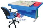 绘图桌 制图桌 君晟JS-Z0型热销款钢木结构0号绘图桌 工程绘图桌 建筑制图桌 教师桌 拆装桌