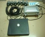 多通道温湿度记录仪 土壤水分温度盐份测定仪
