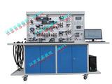 YQ-B型液压气动综合实验台(智能型工业液压+气动二合一实验台)