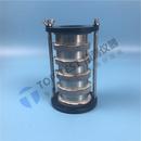 61.8*20叠式框式不锈钢饱和器 5环刀  岩土土工仪器