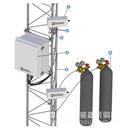 CO2/H2O 大气廓线测量系统