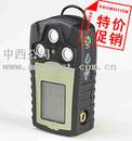 四合一气体检测仪/便携式气体报警器/手持式气体分析仪/个人气体报警仪/气体探测仪/气体探测器(CO,HS,O2,EX) 型号:US61M/AK12-4(特价)