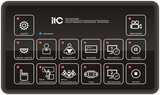 itc  TS-0650B 导播台 录播教室设备 智能录播系统