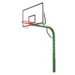 HKLJ-1011A  地埋式籃球架 高強度安全玻璃籃板