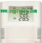 智能温湿度记录仪/温度记录仪(液晶显示双路) 型号:HDYZDR-F20