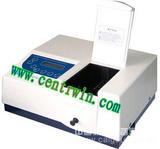紫外-可见分光光度计/紫外分光光度计(含软件 可变狭缝) 型号:SMYUV-7502PCS