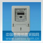 非接触式预付费电子电表 非接触式预付费电子电表报价
