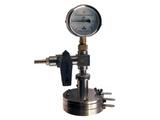 3ESTC15P带机械压力表、带数显表三电极测试装置