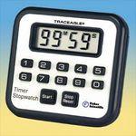 美国进口计时器 Fisher Traceable认证证书 99分计时器 操作简便