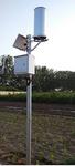 無人監管全自動雨量監測站