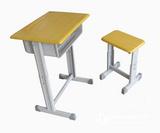 滄州課桌椅定做學生鋼木課桌凳價格