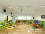 模拟幼儿园实训室