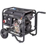 5KW三相柴油发电机380V