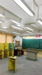 学校教?#19994;?#20855;|三基色荧光灯格栅灯教?#19994;?#40657;板灯