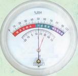 新型毛发温湿度表/毛发温湿度表