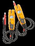 美国Fluke福禄克T6-600/T6-1000非接触式电压测试钳表,叉形开口式电流电压钳形表