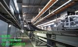 高爐礦槽卸料小車定位之刻度標尺精確定位系統