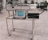 恒奧德儀特價   強迫對流單管管外放熱系數測定裝置 單管表面對流換熱實驗臺