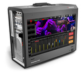 Streamstar CASE 500便携制播系统、可添加在线字幕、logo