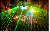 5瓦绿色固体激光表演系统