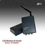 2.4G无线音视频收发器