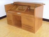 木纹转印电教台