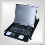 KVM电脑切换器|KVM一体机|KVM切换器|服务器KVM设备