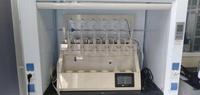 智能一體化蒸餾儀/全自動蒸餾濃縮裝置綿陽廠家
