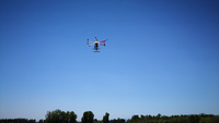 A660 长航时六旋翼无人机系统