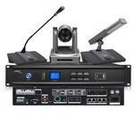视像跟踪式会议讨论系统LH-M410