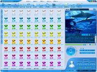 纯软件数字语言学习三室合一教学系统