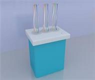 科技馆--光纤空间造型