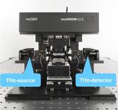 太赫兹近场光学显微镜