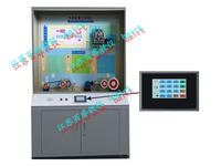 JKS-10B型机械设计课程设计陈列柜(触摸屏控制)