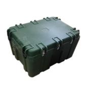 三軍行注塑安全防護箱M3075拉桿安全箱防水箱