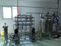 上海醫藥制劑高純水處理設備