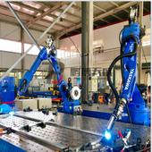 全自動焊接設備安川機械手