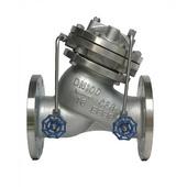 JD745X不銹鋼多功能水泵控制閥 水利控制閥