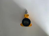 單晶硅xn700壓力變送器0.075%高精度壓力傳感器4-20mA/HART