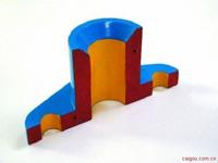 画法几何及机械制图模型