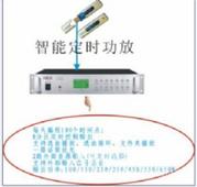 定时功放,校园?#26234;?#23450;时广播功放,USB智能编程定时功放设备价格