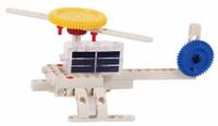 智高 智多美 太阳能马达机械入门组 太阳能创意玩具英雄战士 科学实验些列 益智玩具