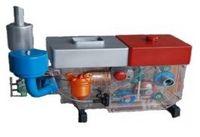 柴油機教學模型