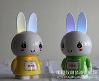 檸檬兔故事機 兒童早教玩具 ??刂悄苡鏌敉婢?益智玩具