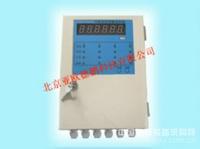 四通道氣體檢測報警控制器/氣體顯示儀表/氣體顯示主機/氣體報警控制器